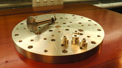 The Rotary Table Sub Plate